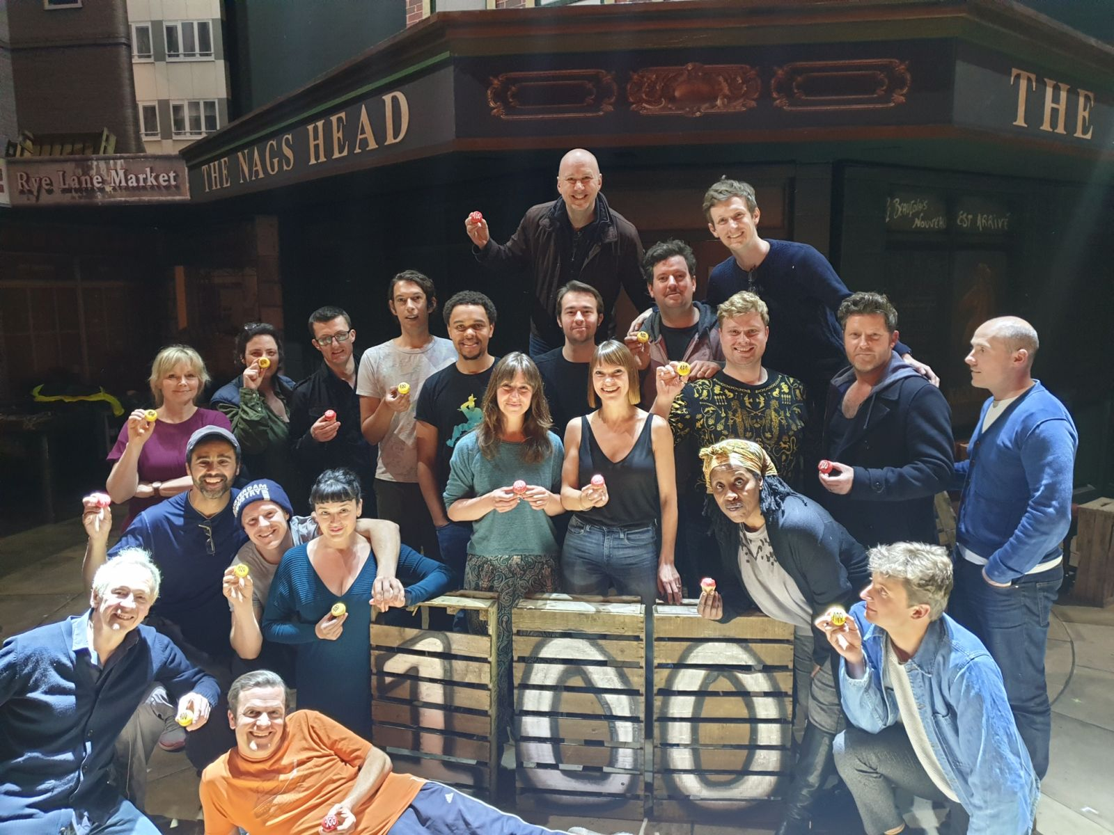 #OFAHMUSICAL CELEBRATES 100 SOLD OUT SHOWS!