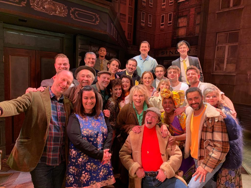 JENNIFER SAUNDERS, DAWN FRENCH AND ADE EDMONDSON COME TO #OFAHMUSICAL