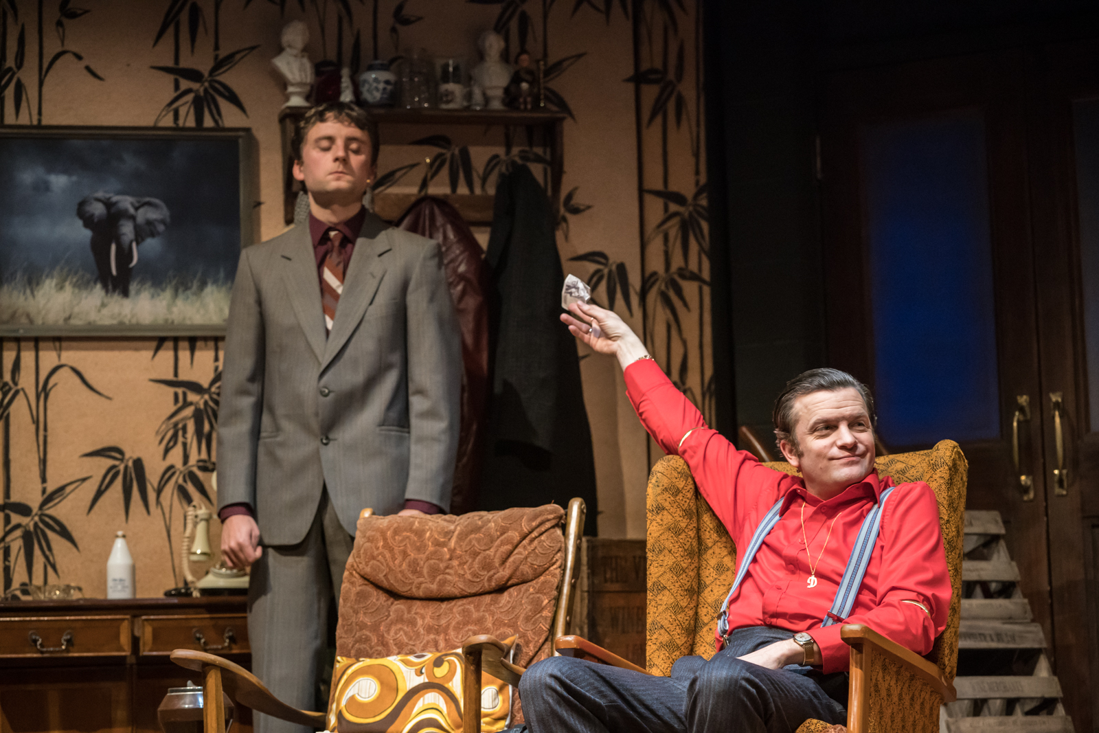 DEL BOY AND RODNEY'S £8M WEST END BOX OFFICE BONANZA