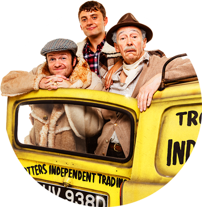 LONDON'S LOVELY JUBBLY MUSICAL EXTENDED UNTIL JUNE 2020!